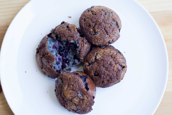 The Bluest Blueberry Muffin Recipe- Delicious Breakfast Pastry